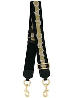 Marc Jacobs лямка для сумки с полоской с логотипом