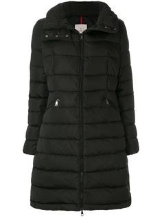 Moncler стеганое дутое пальто Flammette