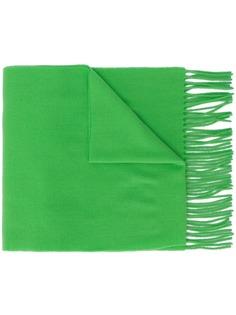 Acne Studios шарф Canada с вышивкой