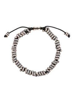 M. Cohen декорированный веревочный браслет