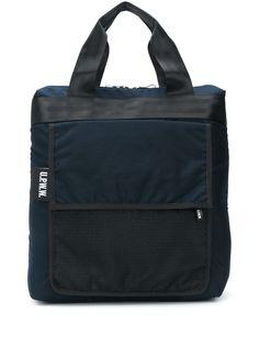 U.P.W.W. саржевая сумка-тоут
