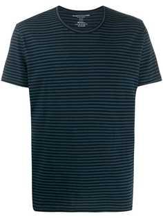Majestic Filatures полосатая футболка с круглым вырезом