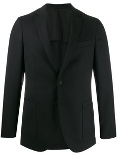 Boss Hugo Boss однобортный пиджак Americana