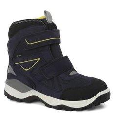 Ботинки ECCO 710263 темно-синий