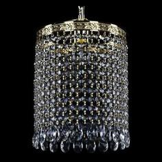 Подвесной светильник 1920 19201/20IV G Bohemia Ivele Crystal