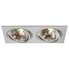 Встраиваемый светильник New Tria 300 111372 SLV