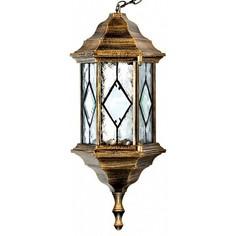 Подвесной светильник Витраж с ромбом 11347 Feron