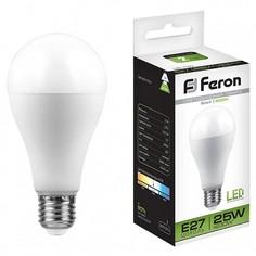 Лампа светодиодная LB-100 E27 220В 25Вт 4000K 25791 Feron