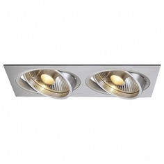 Встраиваемый светильник New Tria 300 111382 SLV