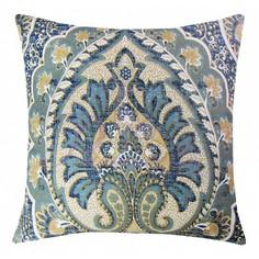 Подушка декоративная (45х45 см) Дамаск Primavelle
