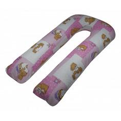 Подушка для беременных (80x140x35 см) Мишки Relax Son