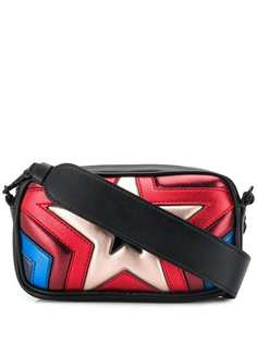 Stella McCartney поясная сумка Stella со звездой