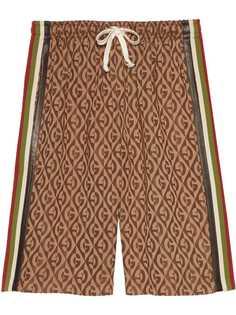 Gucci шорты с узором G