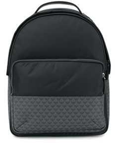 Emporio Armani классический рюкзак