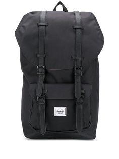 Herschel Supply Co. рюкзак Little America с нашивкой-логотипом