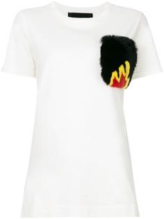Mr & Mrs Italy футболка с карманом