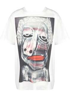 Haculla футболка с принтом Eerie Calm