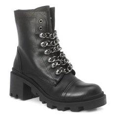 Ботинки LUISA DERICO 95900 черный