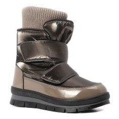 Ботинки JOG DOG 14063 серо-бежевый