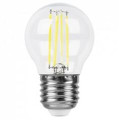 Лампа светодиодная LB-61 E27 220В 5Вт 2700K 25581 Feron