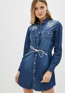 Платье джинсовое Nice & Chic