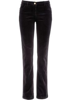 Вельветовые брюки-стретч Bonprix