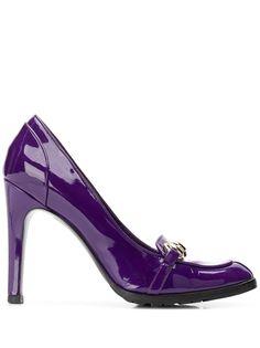 Gucci Pre-Owned туфли в стиле 2000-х