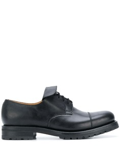 Holland & Holland туфли на шнуровке