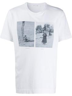 1017 ALYX 9SM футболка с круглым вырезом и принтом