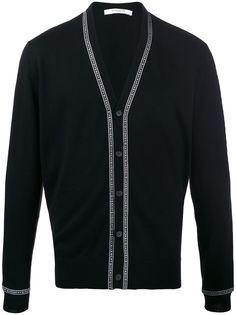 Givenchy кардиган с окантовкой