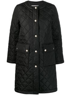Mackintosh стеганое пальто Huna