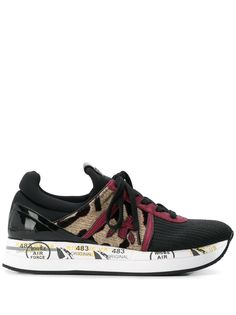 Premiata кроссовки Liz на шнуровке