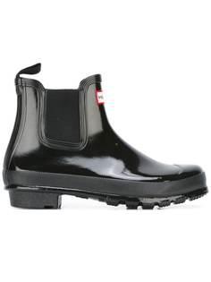 Hunter ботинки Челси