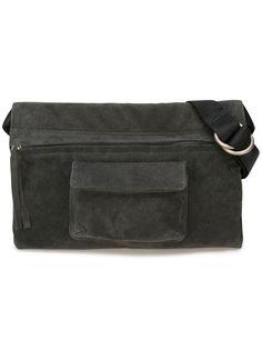 Hender Scheme поясная сумка с накладным карманом
