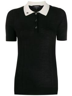 Rochas трикотажная рубашка-поло