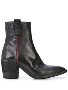 Fauzian Jeunesse ботинки на каблуке