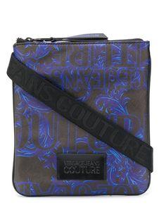 Versace Jeans Couture сумка на плечо с логотипом