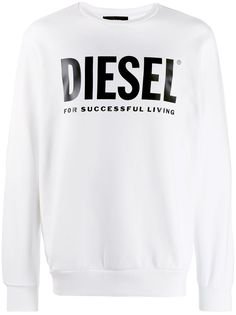 Diesel джемпер с логотипом