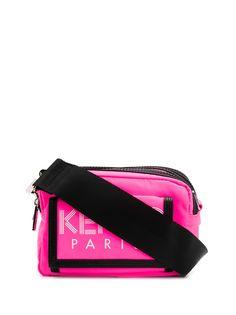 Kenzo сумка-мессенджер с логотипом