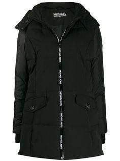 Michael Michael Kors padded logo sport coat