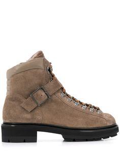 Santoni ботинки Alpine