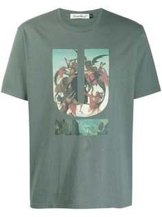 UNDERCOVER футболка с графичным принтом