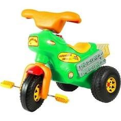 Велосипед 3-х колесный RT ОР399 КРОСС зеленый