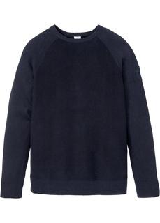 Пуловер из переработанного хлопка Bonprix