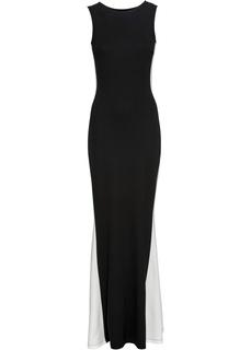 Коктейльное платье макси Bonprix