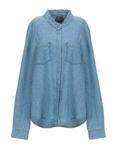 Джинсовая рубашка Ichi