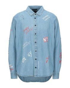 Джинсовая рубашка Happiness