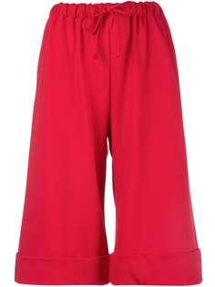 Simone Rocha укороченные брюки широкого кроя