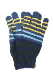 Перчатки в полоску Paul Smith