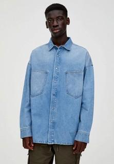 Рубашка джинсовая Pull&Bear
